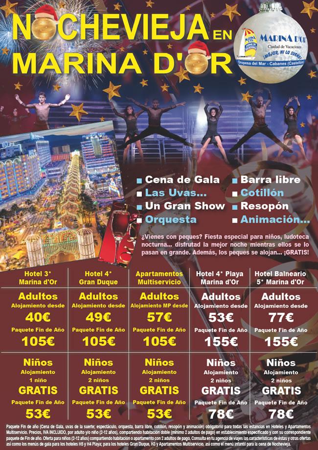nochevieja Marina d'Or web